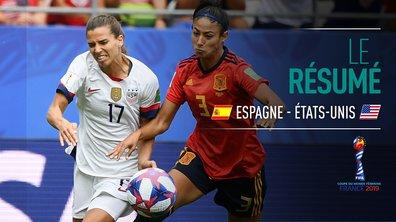 Espagne - Etats-Unis : Voir le résumé du match en vidéo