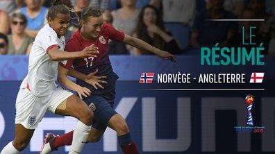 Norvège - Angleterre : Voir le résumé du match en vidéo