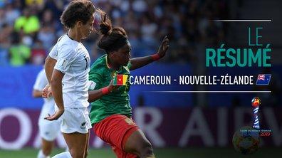 Cameroun - Nouvelle-Zélande : Voir le résumé du match en vidéo