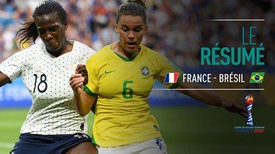 France - Brésil : Voir le résumé du match en vidéo