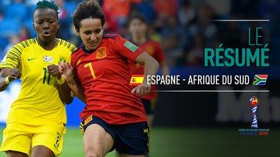 Espagne - Afrique du Sud : Voir le résumé du match en vidéo