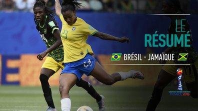 Brésil - Jamaïque : Voir le résumé du match en vidéo