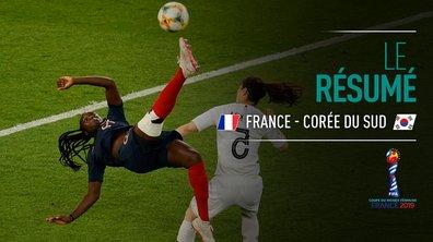 France - Corée du Sud : Voir le résumé du match en vidéo
