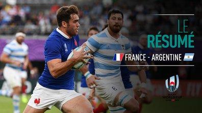 France - Argentine : Voir le résumé du match en vidéo