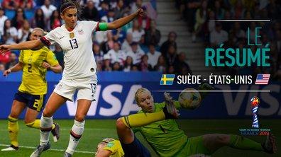 Suède - USA : Voir le résumé du match en vidéo