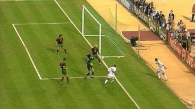 France - Portugal : Revoir la main d'Abel Xavier et le pénalty décisif de Zidane (Euro 2000)