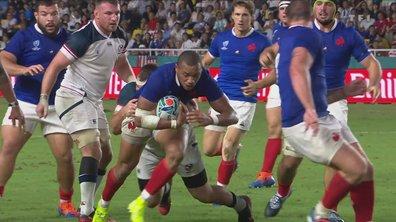 XV de France : Tous les essais des Bleus lors des phases de poules