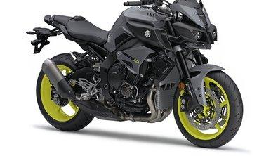 Salon EICMA Milan 2015 : Yamaha MT-10, nouveau roadster sportif