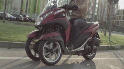 Yamaha Tricity 125 2014 : présentation officielle