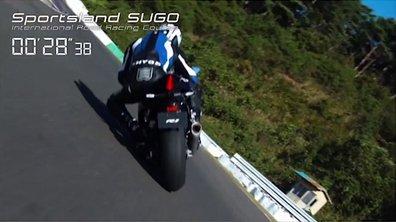 Moto : la nouvelle Yamaha YZF-R1 en action !