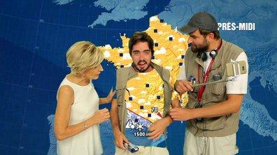 Eric et Quentin font les touristes chez TF1