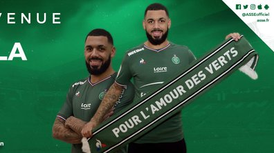Mercato / Ligue 1 - Yann M'Vila s'engage avec Saint-Etienne (Officiel)