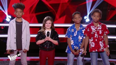 The Voice Kids 6 - BATTLES (Soprano) : Qui de Lucas & Nathan, Soan ou Maëline a gagné ? (REPLAY)