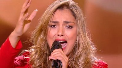 """EXCLU. Yasmine Ammari : """"Pendant les auditions à l'aveugle, j'étais dans les vapes"""""""