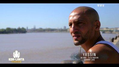 Qui est Yassin, nouvel aventurier de l'émission ?