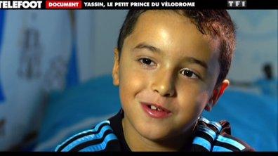 Document OM : Yassin, le petit prince du Vélodrome