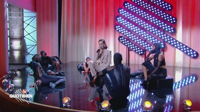 """Yelle : """"Vue d'en face"""" en live pour Quotidien (exclu web)"""