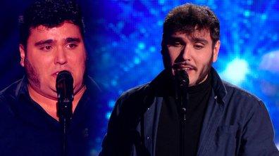 "The Voice All Stars – Yoann Launay chante ""Allô maman bobo"" d'Alain Souchon"
