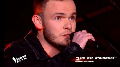 """KO MARC LAVOINE - Yoann Dejean chante """"Elle est d'ailleurs"""" de Pierre Bachelet"""