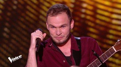 """The Voice 2020 - Yoann, un marin d'eau douce qui """"soulève le coeur"""" d'Amel Bent"""