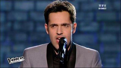 The Voice: pour Garou, en 2013, le finaliste c'est Yoann Fréget!