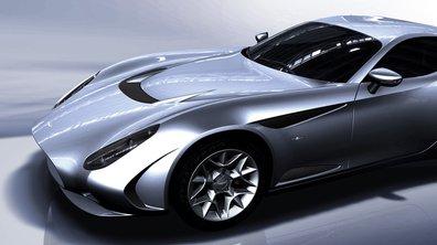 Genève 2009 : Zagato Perana Z-One : une GT piquante !