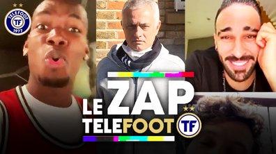 Zap Telefoot #2 : Rami se lâche sur Insta, le grand coeur de Mourinho