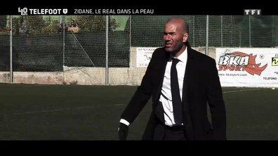 """[EXCLU Téléfoot 10/09] - Zidane : """"Le Castilla ? C'était une étape obligatoire"""""""