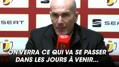 VIDEO - Le futur de Zidane au Real Madrid
