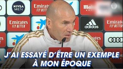 """Mbappé : """"Quand j'étais enfant, Zidane était mon idole"""""""