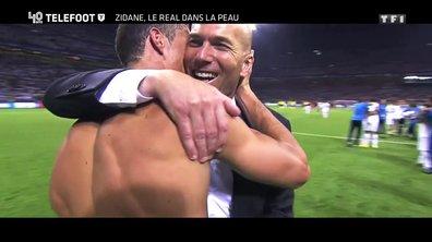 """[EXCLU Téléfoot 10/09] - Zidane : """"Ronaldo rend les joueurs du Real meilleurs"""""""