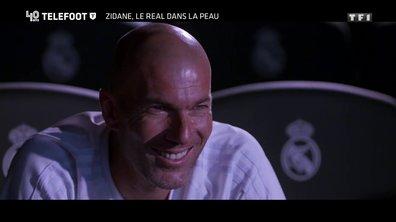 """[EXCLU Téléfoot 10/09] - Zidane évoque ses débuts d'entraîneur au Real Madrid  : """"Je profite à fond car je sais que ça s'arrêtera un jour"""""""