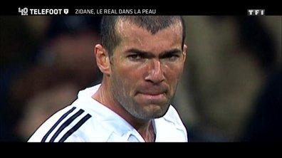 """[EXCLU Téléfoot 10/09] - Zidane évoque le Real Madrid : """"Je me suis dit que j'étais fait pour ce club"""""""