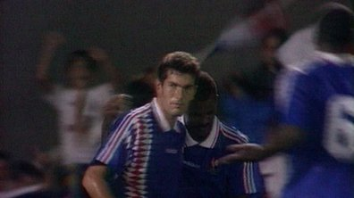 L'Archive du jour : Zinedine Zidane, l'ascension