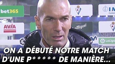 """VIDEO - Zidane sur Benzema : """"Karim, c'est le jeu"""""""