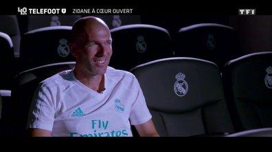 Les stars émues par le documentaire sur Zidane