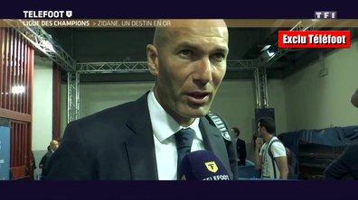 [Exclu Telefoot] Zidane répond à nos questions