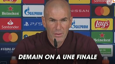VIDEO - Le Real et Zidane sous pression