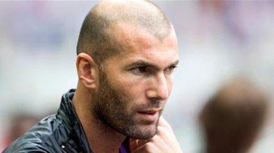 Zidane et Fontaine enfoncent les Bleus