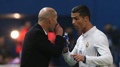 "Real Madrid - Zidane : ""Ronaldo terminera sa carrière comme ailier"""