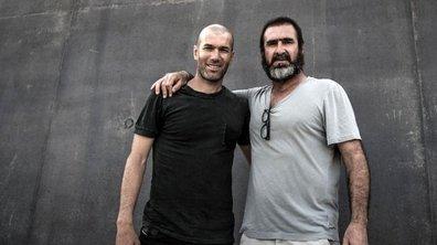 En 1996, Manchester United a renoncé à Zidane pour ne pas gêner Cantona