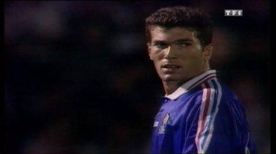 17 août 1994 : il y a 25 ans, Zidane débutait en équipe de France