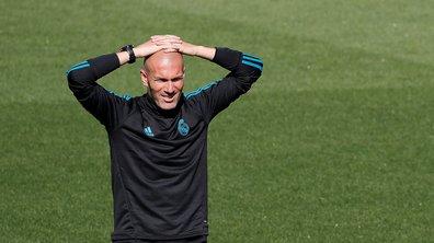 "Liga / Real Madrid - Zidane : "" J'ai toujours une bonne étoile"""