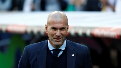 PSG - Real Madrid : Zidane, l'homme du match