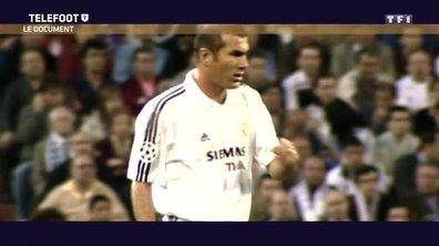 [Exclu Téléfoot 04/06] L'incroyable destin de Zidane