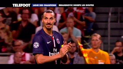 PSG : Ibrahimovic dissipe les doutes !