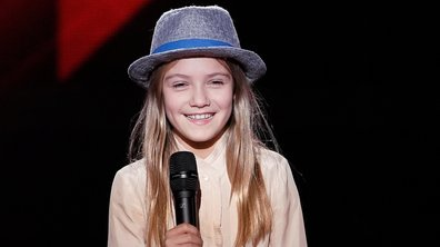 "The Voice Kids - Zoé chante ""Homeless"" de Marina Kaye"