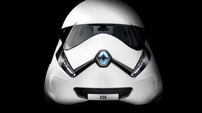 Insolite : Quand les constructeurs automobiles utilisent Star Wars