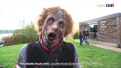 """""""Zombie Run"""", la dernière tendance de la course à pied !"""