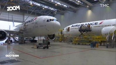 Zoom: Air France, un symbole en péril